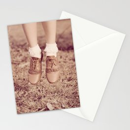 Jump!  Stationery Cards