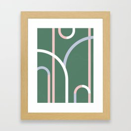 The Introduction Series #01 Framed Art Print