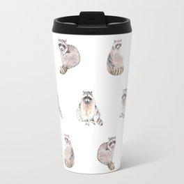 Fluffy Critters Travel Mug