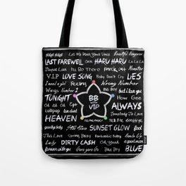 Fan Board Tote Bag