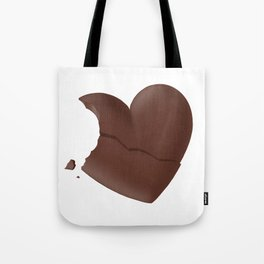 Love Bites #hatetolove Tote Bag