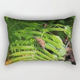 Seeking Salvation Rectangular Pillow