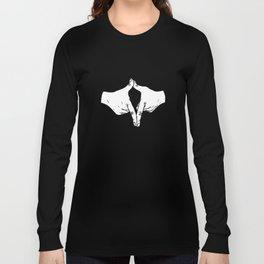 In hoc signo vinces (con este signo venceras) Long Sleeve T-shirt