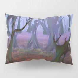 Petrified Willows Pillow Sham