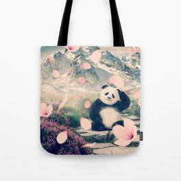 Baby Panda by GEN Z Tote Bag