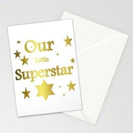 Superstar Glam Stationery Cards