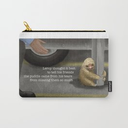 Baby Sloth Rescue Carry-All Pouch