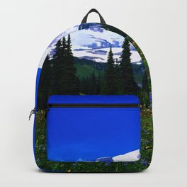 Snow mountain Spring Backpack