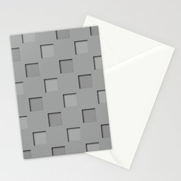 Japanese checkered pattern #14 Stationery Cards