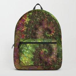 Fractal Spirals Backpack