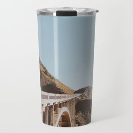 bixby bridge / california Travel Mug