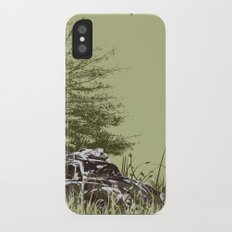 Loved Bug Slim Case iPhone X