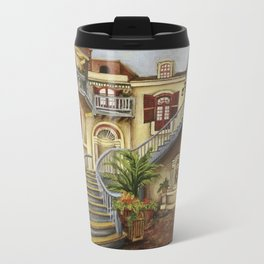 Court of Angels Metal Travel Mug