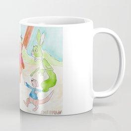 Poo Bear Robbing Honey Coffee Mug