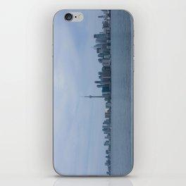 View From Toronto Island iPhone Skin