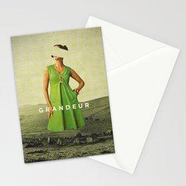 Grandeur Stationery Cards