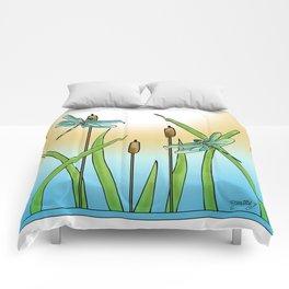 Dragonflies Fly Comforters