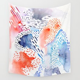 Lost in Thought Wall Tapestry