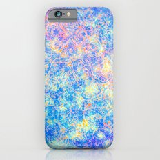 Watercolor Paisley Slim Case iPhone 6s