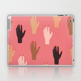 LADY FINGERS Laptop & iPad Skin