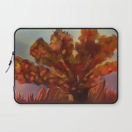 Warm tree Laptop Sleeve