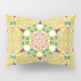 Gnomes in the Garden Pillow Sham
