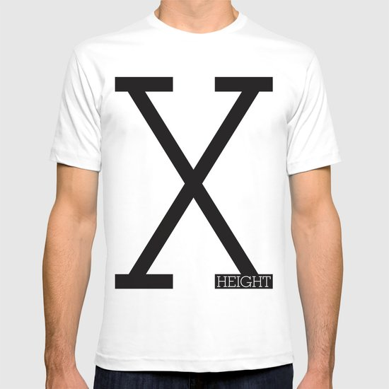 X-Height T-shirt