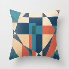 Viva Santo Antonio (Brasil) Throw Pillow