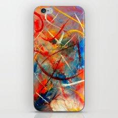 Pure Emotion iPhone & iPod Skin