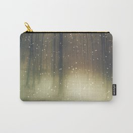Snow Wonderland  Carry-All Pouch