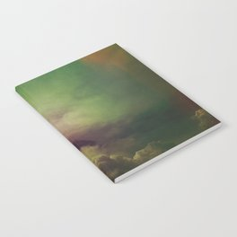 rising clouds Notebook