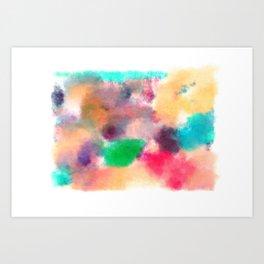 Learned Misty Art Print
