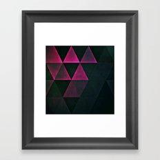 shydefyd Framed Art Print