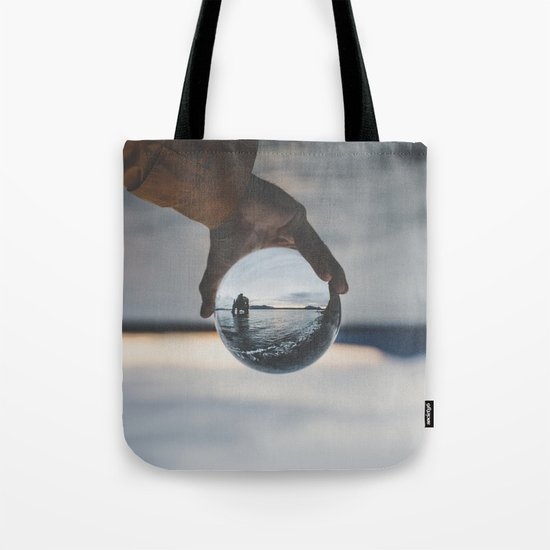 Perspective Tote Bag