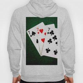 Blackjack Twenty One Hoody