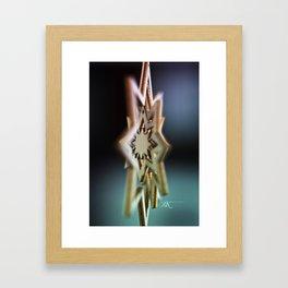 ... starlet ... Framed Art Print