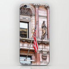 On the Side of the angels iPhone & iPod Skin