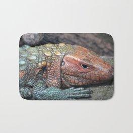 Northern Caiman Lizard Bath Mat