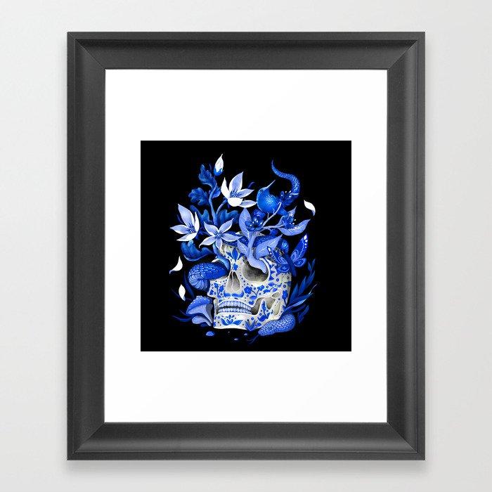 Beauty Immortal Framed Art Print