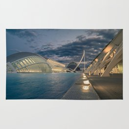 City of Arts and Sciences Rug