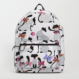 Cat's party! Backpack