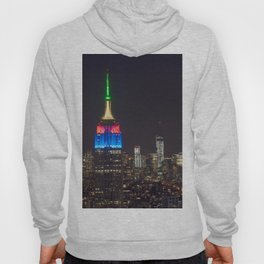Empire state in the night  Hoody