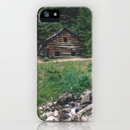 Cabin  iPhone Case