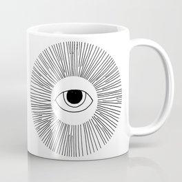 shining eye Coffee Mug