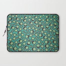 Abstract shapes - Pattern Design - Wild Veda Laptop Sleeve