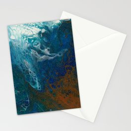 Ghosts of Olde Stationery Cards