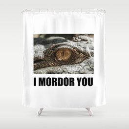 I love lord of the Shower Curtain