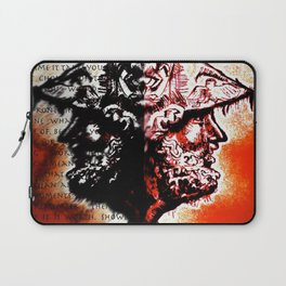 A Moment's Time Laptop Sleeve