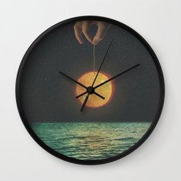 Greenhouse Effect Wall Clock