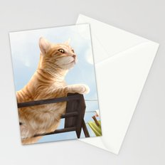My Neighbour's Cat Stationery Cards